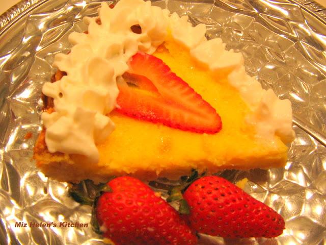 Lemon Tart at Miz Helen's Country Cottage