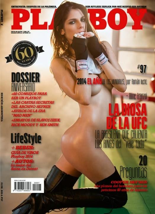 Playboy Magazine February Dinotube 1