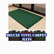 Deluxe Vinyl Carpet Mats | Packaging and Supplies