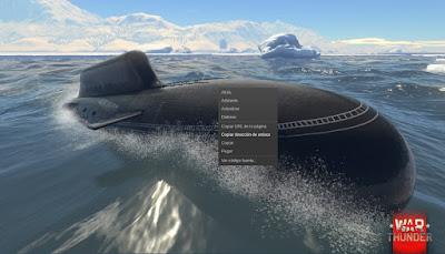 silent thunder submarinos