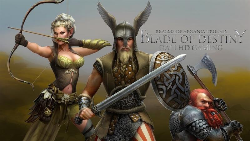 Realms of Arkania Blade of Destiny Poster