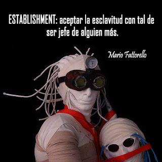 Mario Fattorello © sobre la esclavitud