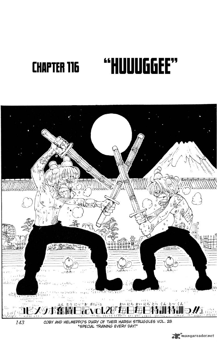 One Piece 116