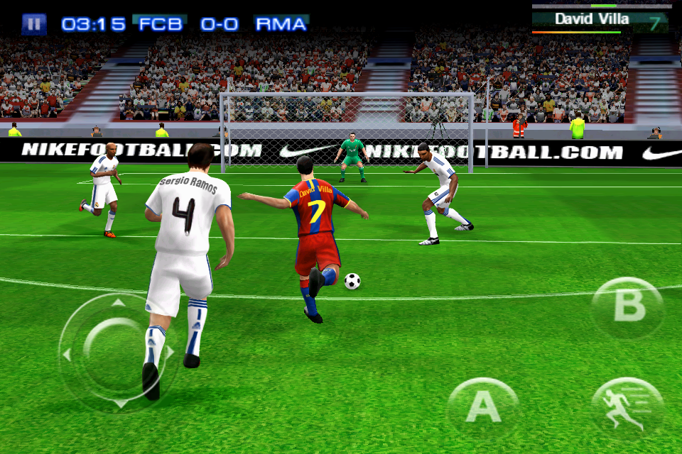 hinh anh Game Real Football