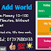 Social Add World (Earn 10$ Per day ) No Investment