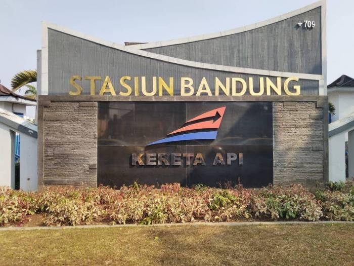 Jadwal Kereta Api Stasiun Bandung 2019
