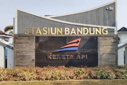 Terbaru! 103 Aktivitas Kereta Api Stasiun Bandung 2019