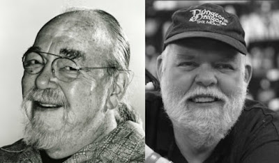 Gary Gygax e Dave Arneson - Criadores de Dungeons and Dragons