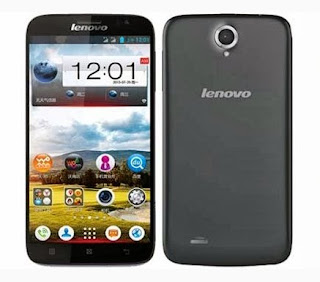 Lenovo A369i Image 1 Front and Back View