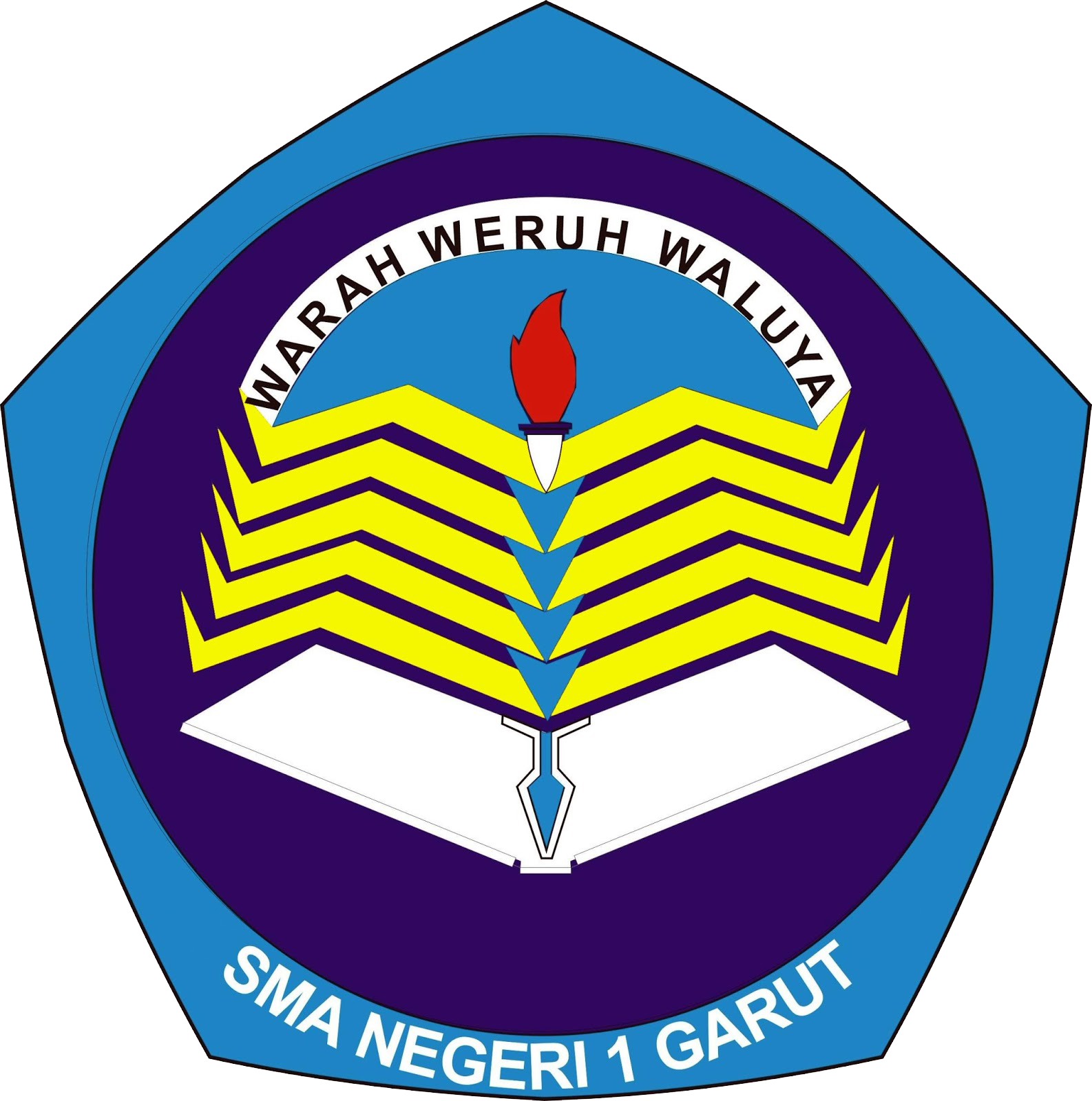 Taopik Logo Sma Dan Perguruan Tinggi Di Kabupaten Garut