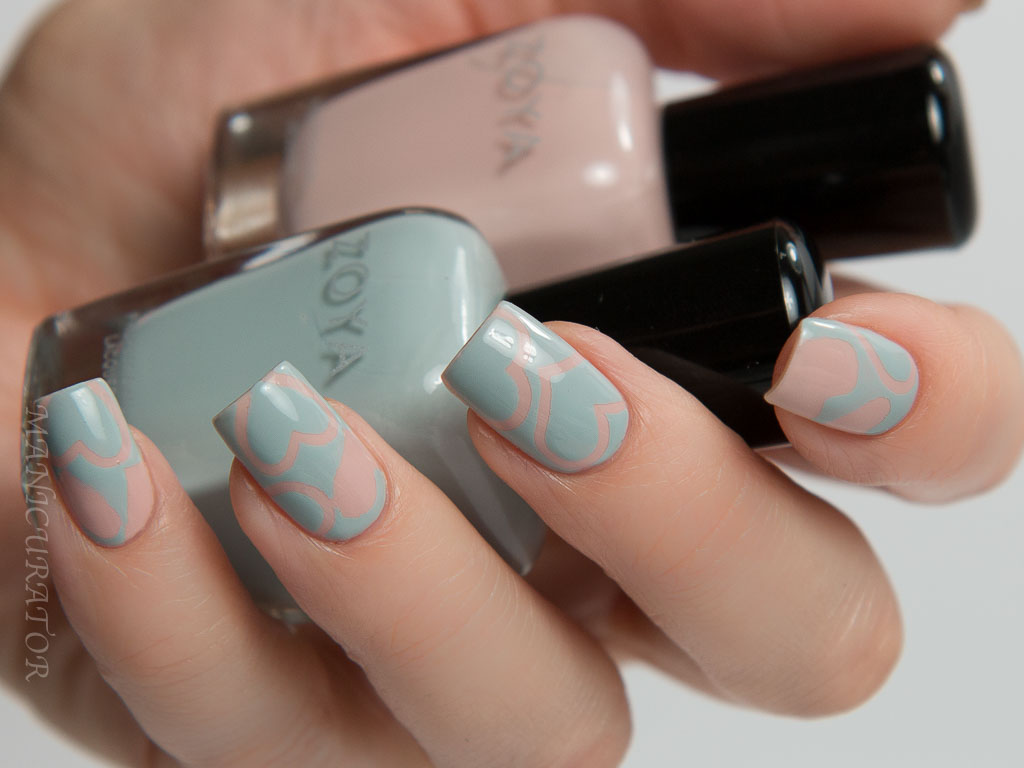 Zoya Whispers Collection Transitional Spring 2016 + Valentine\'s Nail ...