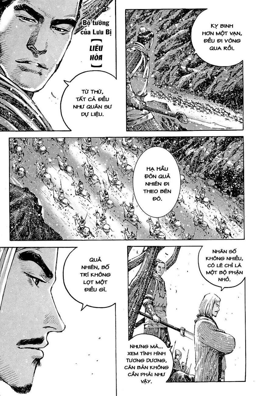 Hỏa phụng liêu nguyên Chương 382: Tào Tháo nam hạ [Remake] trang 13