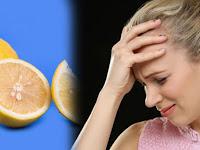 '1 नींबू' की मदद से तुरंत दूर करें सिर दर्द  How to use lemon for headache