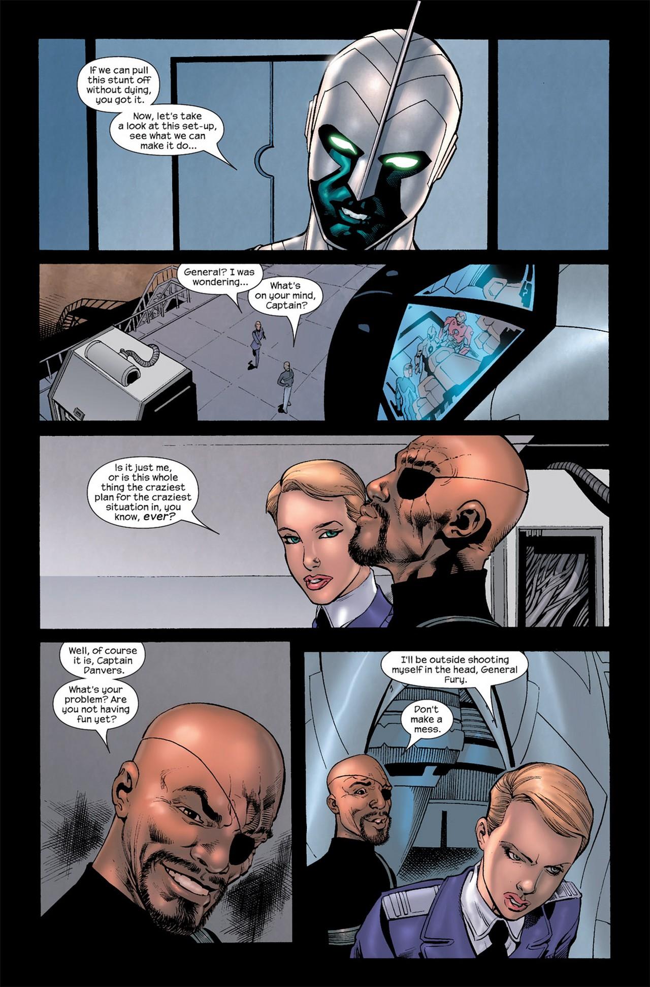 Read online Ultimate Secret comic -  Issue #3 - 15