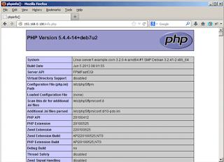 Cara Install PHP5 di Lighttpd