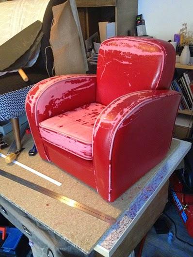 atelier compas fauteuil scandinave et petit fauteuil club. Black Bedroom Furniture Sets. Home Design Ideas