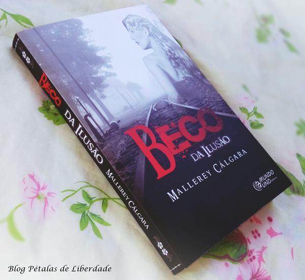 resenha, livro, capa, Beco-da-Ilusão, Mallerey-Cálgara, Mundo-Uno-Editora, foto, trechos, segunda-guerra-mundial,