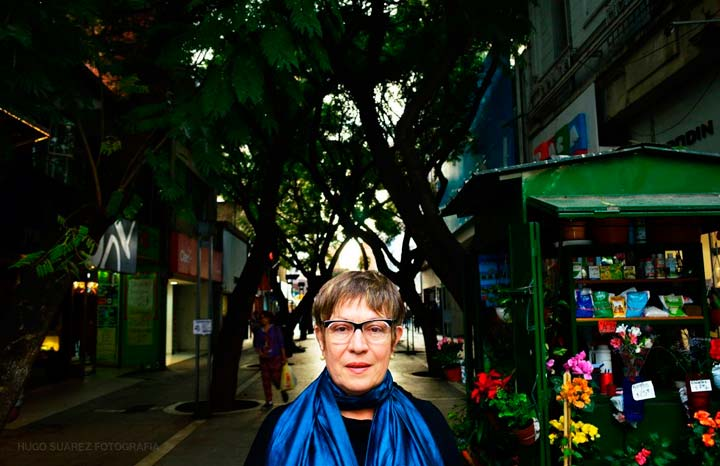 La argentina María Teresa Andruetto llega a la FILBo para hablar de literatura infantil