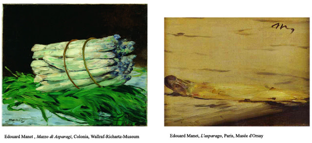 Édouard Manet, Asparagi