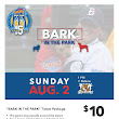 Bark in the Park for the Brooklyn Cyclones!