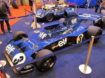 Tyrrell Racing in Autosport International 2013