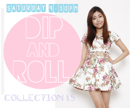 Dip and Roll