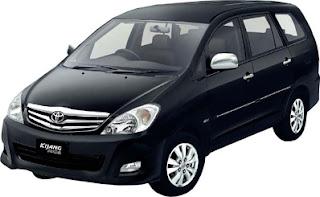 Rental Mobil Makassar Innova