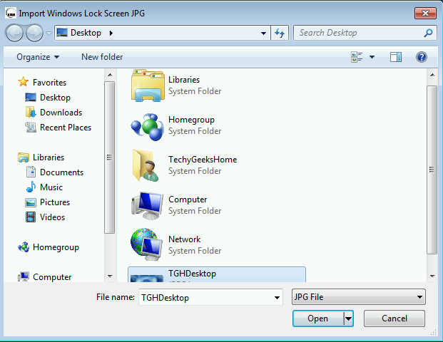Windows 7 Lock Screen Changer v1.1 Released 5
