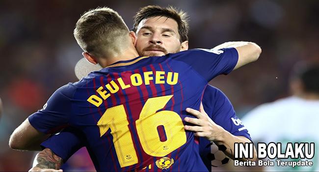 Deulofeu Terancam Hengkang Dari Barcelona, Penyebabnya Messi?