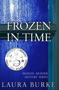 http://authorlauraburke.blogspot.com/p/frozen-in-time.htmll