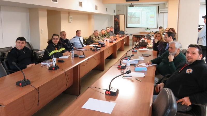 Σε ετοιμότητα οι υπηρεσίες της Π.Ε. Έβρου λόγω αύξησης της στάθμης των υδάτων των ποταμών