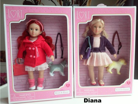 Snickerdoodle Street Review Lori By Og Mini Doll