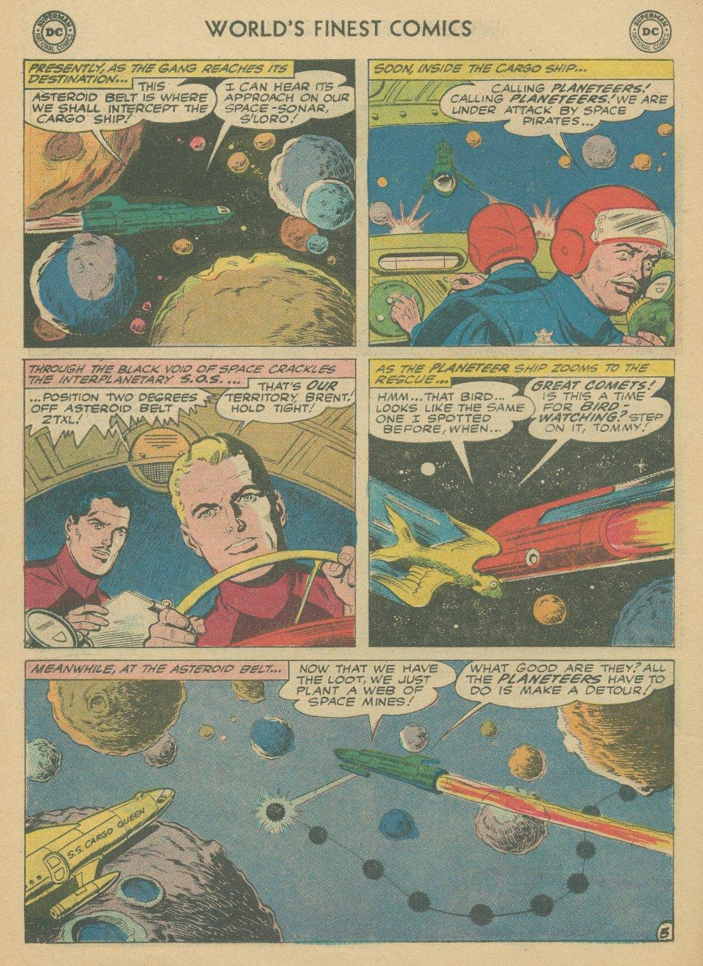 Read online World's Finest Comics comic -  Issue #108 - 22