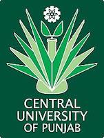 Central University of Punjab Jobs,latest govt jobs,govt jobs,latest jobs,jobs,Teaching jobs