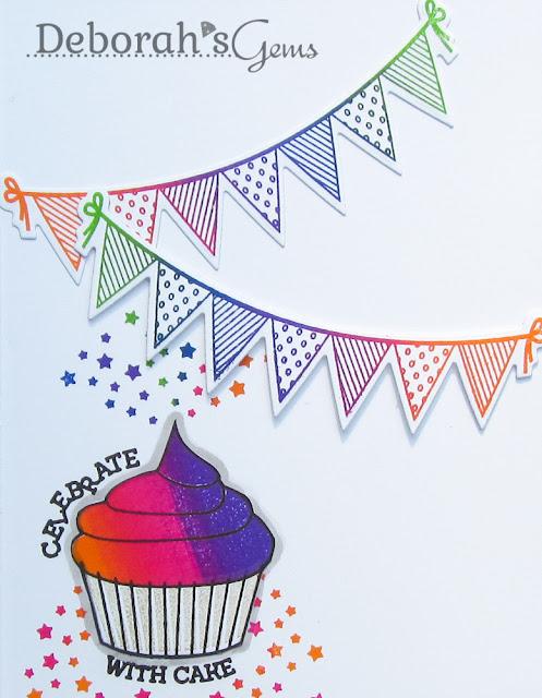 Celebrate with Cake - photo by Deborah Frings - Deborah's Gems