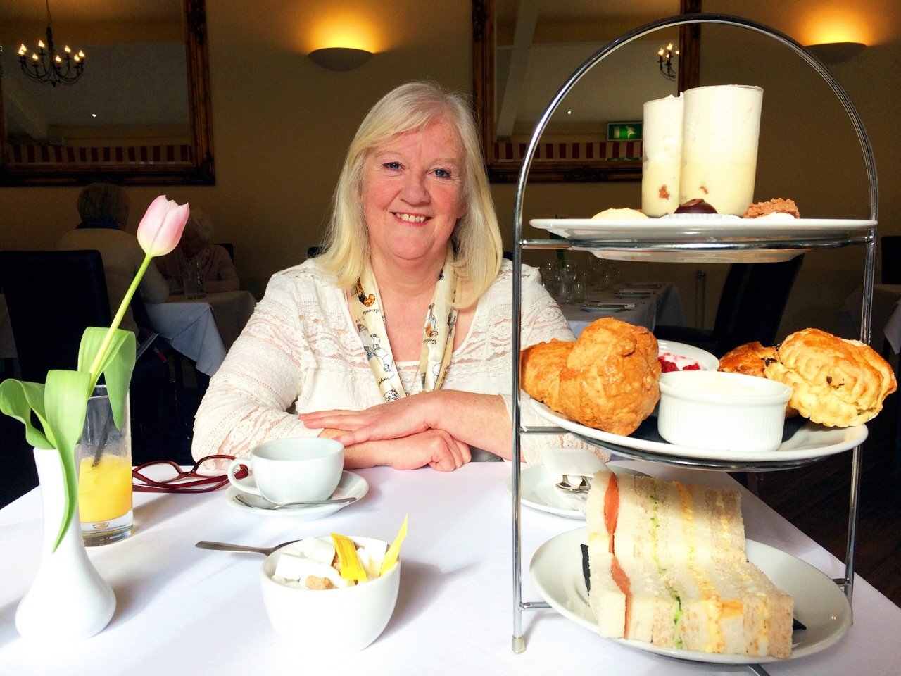 Horton Grange Afternoon Tea