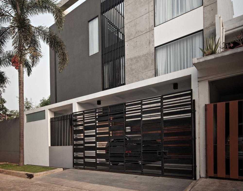 Desain Pagar Sederhana Rumah Minimalis Namun Mewah