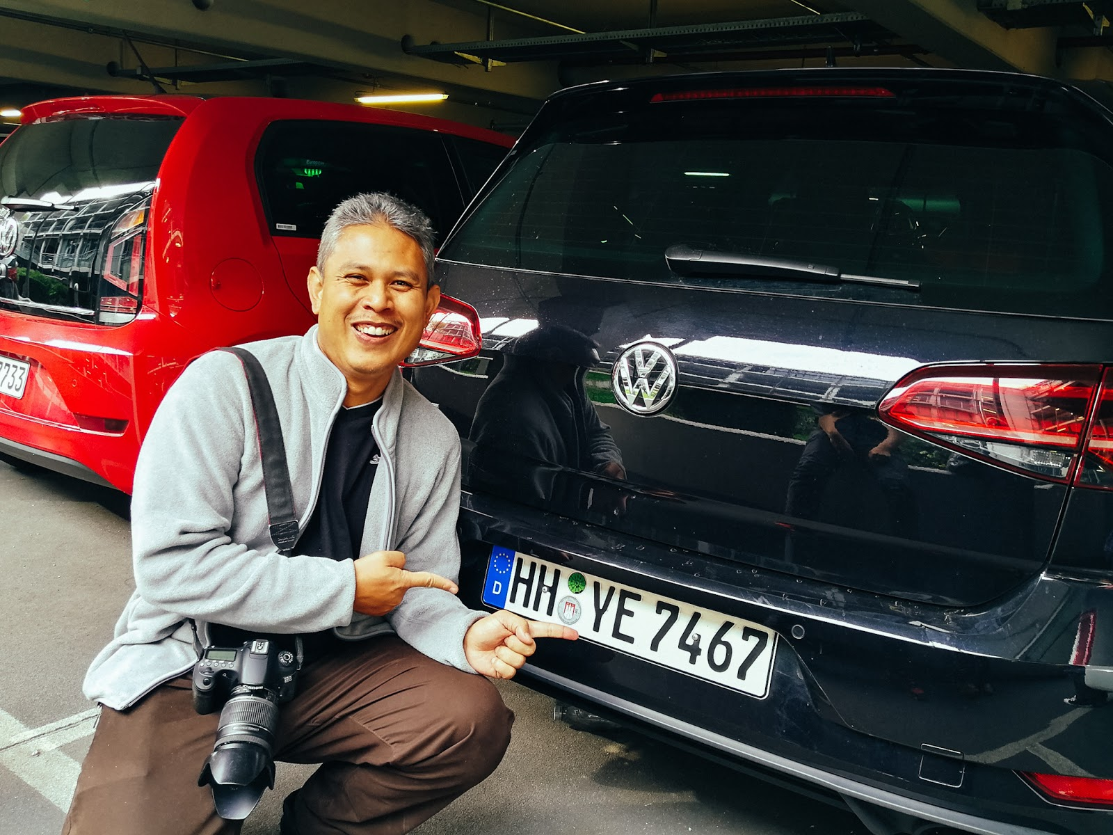 Dari Kuala Lumpur Hingga Ke Munich - Volkswagen