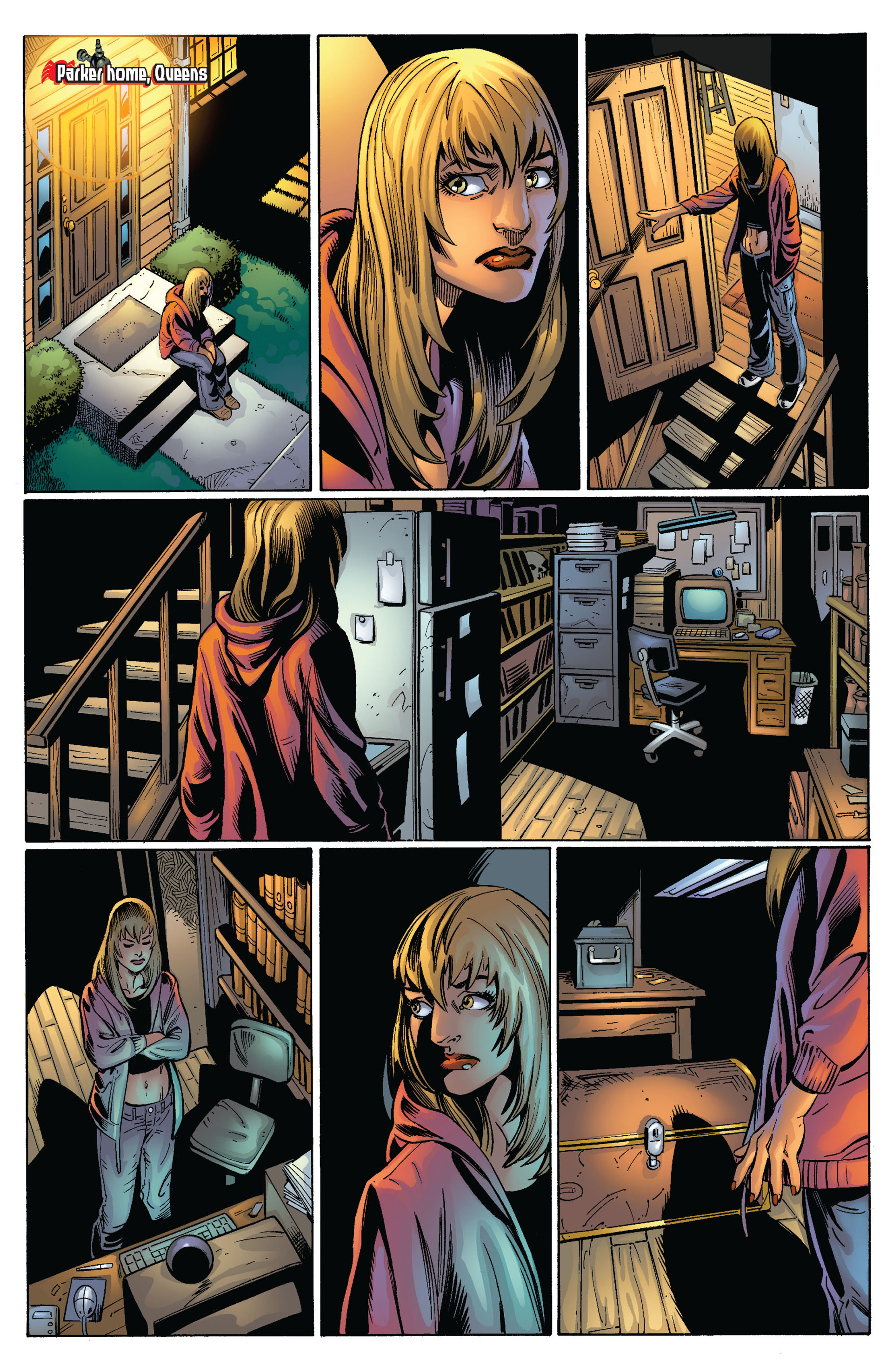 Read online Ultimate Spider-Man (2000) comic -  Issue #57 - 18