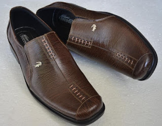 Gambar Sepatu Kulit Keren