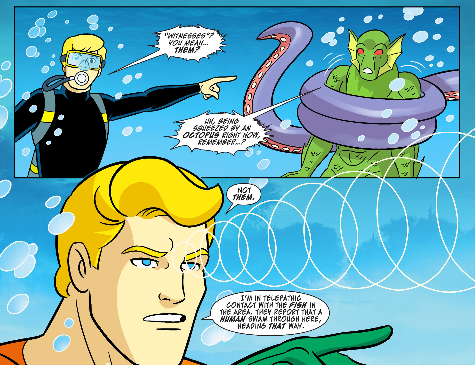 Read online Scooby-Doo! Team-Up comic -  Issue #27 - 19