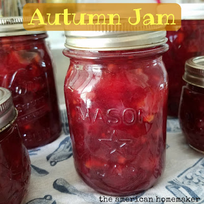 Autumn Jam with an Instant Pot Shortcut