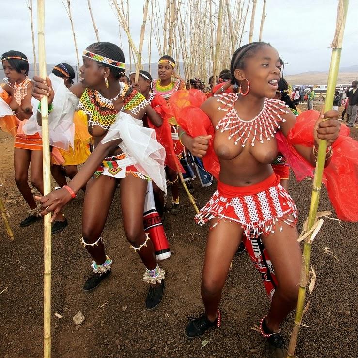 zulu wife