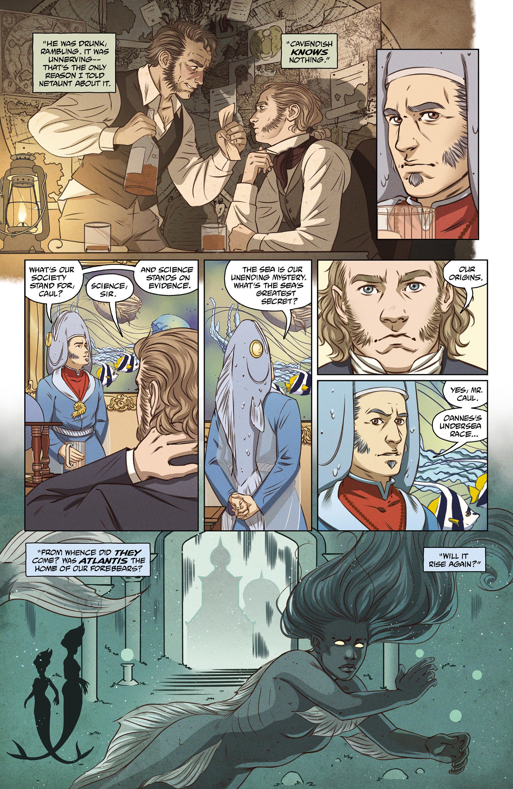 Read online Abe Sapien comic -  Issue #27 - 10