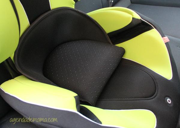 sillas de seguridad para el automóvil
