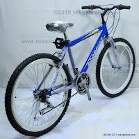 Sepeda Gunung Senator Scorpion Ocean 18 Speed 26 Inci Limited Edition