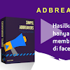 Simpel AdBreakers Hasilkan Dollar dari Facebook