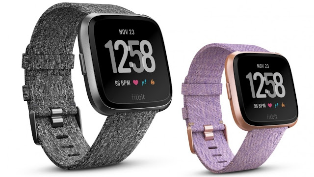 Fitbit - All operating systems running on wearable devices and smartwatches - the mobile spoon