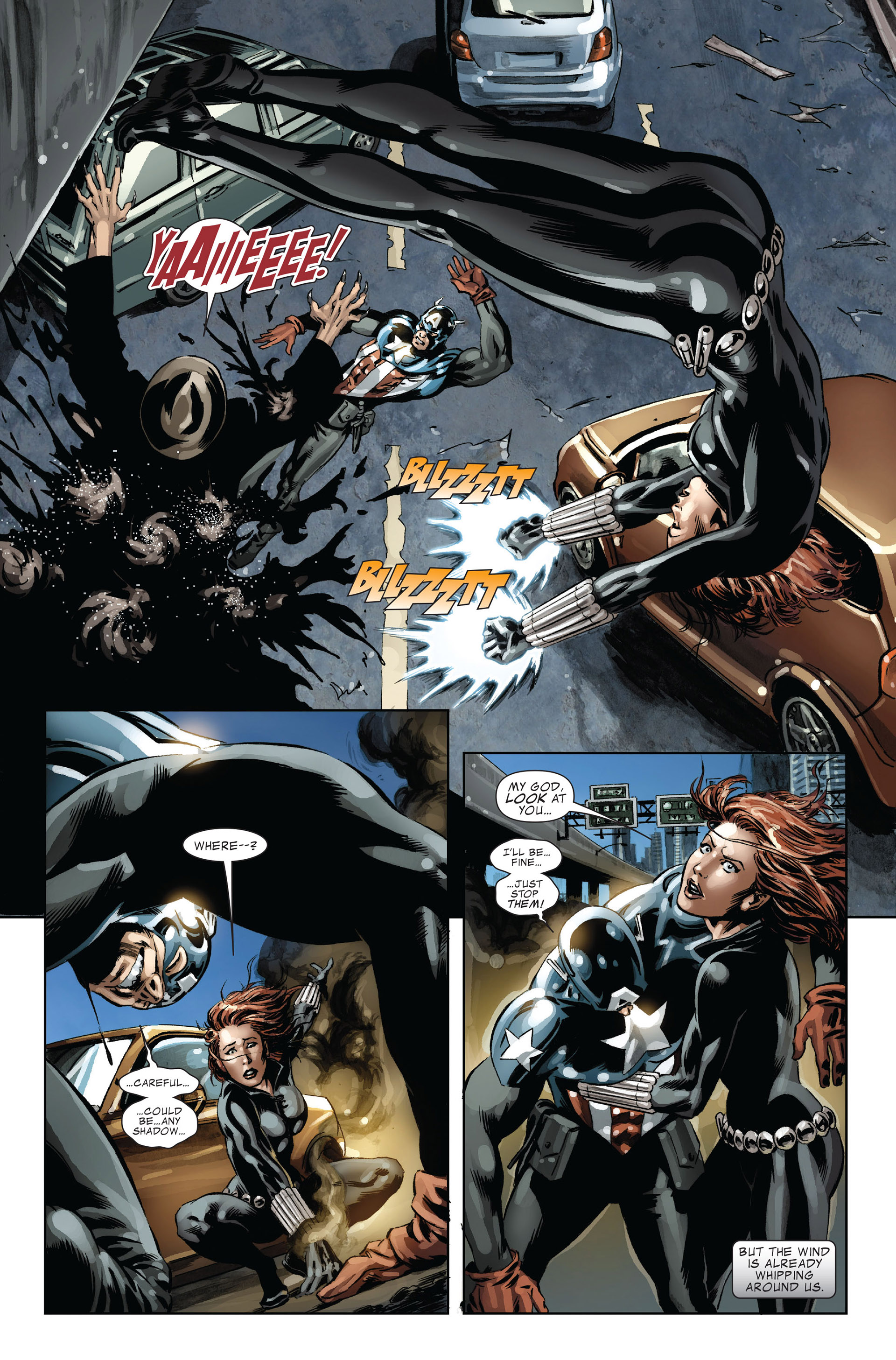 Read online Captain America (2005) comic -  Issue #45 - 19