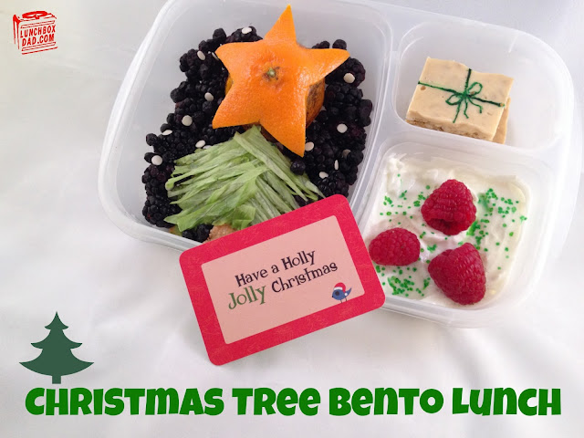Christmas Tree Lunch with Cutie Star
